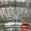 China 4.9m Workshop Ceiling Fans Big Diameter 8 Blades For Large Facilities company