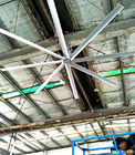 China 18 ft Large Industrial Style Ceiling Fans With Low Power Consumption company