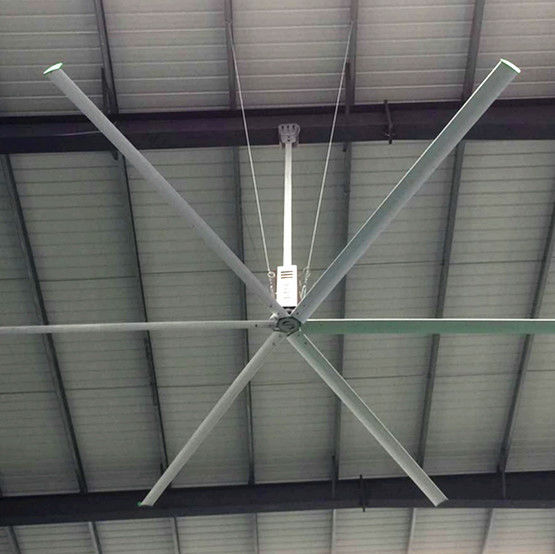 China Large Residential Ceiling Fans 20ft For High Ceilings Supplier