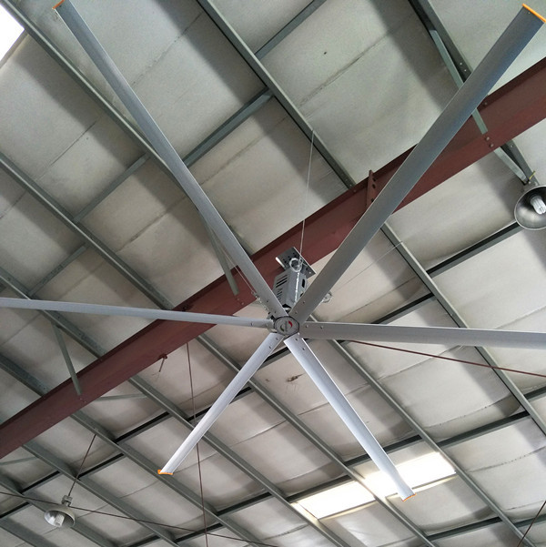 Professional Large Modern Ceiling Fan 4m 13ft With Aluminum Alloy Blade