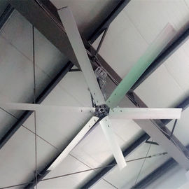 China AWF-21 2100mm 7 Foot Ceiling Fan , Small Size Workshop HVLS Ceiling Fan factory