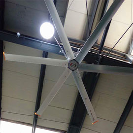 China HVLS Commercial Ceiling Fans AWF-28 2.8m Diameter For Logistics Center factory