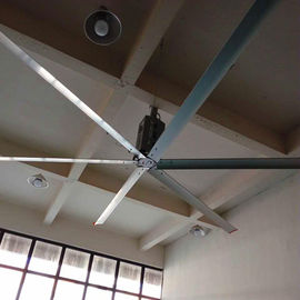 China Good Performance HVLS Ceiling Fan , AWF38 High Volume Low Velocity Ceiling Fans factory