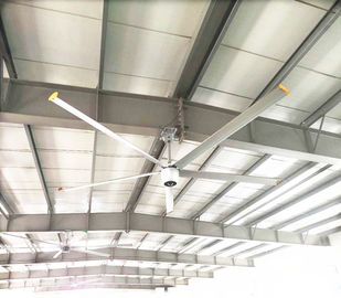 Professional BLDC Ceiling Fan 16 Ft Energy Saving For Large Retail Stores